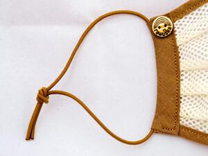 RAWuška - hnedá gumička