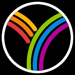 Svet Duhy logo mini bile