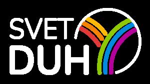 Svet Duhy logo bile