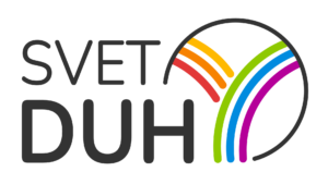 Svet Duhy logo s okrajom
