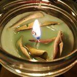 Čarokvítí - svíčky s vůní přírody